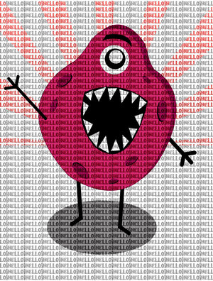 Bo monster inspiracion volatil blog
