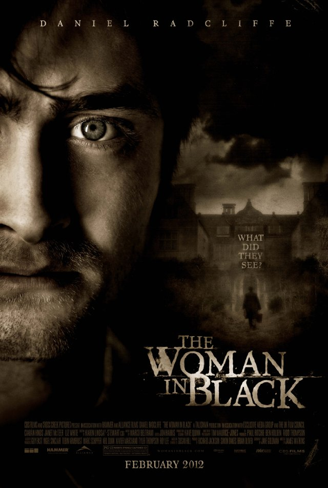 the woman in black, la dama de negro - inspiracion volatil blog