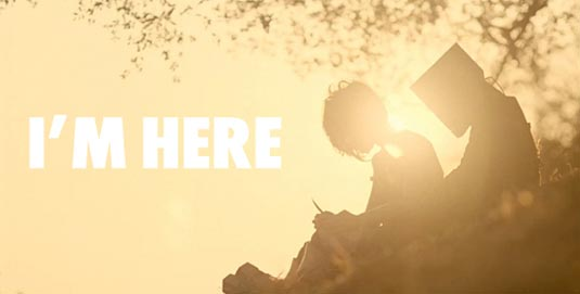 im here short film - inspiracion volatil blog