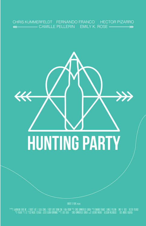 hunting party - inspiración volátil blog