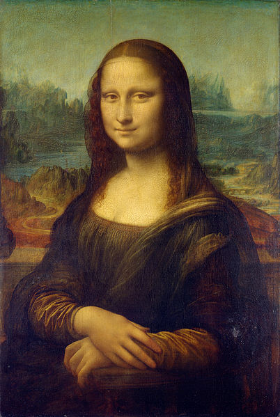 Mona Lisa - Inspiración Volátil Blog