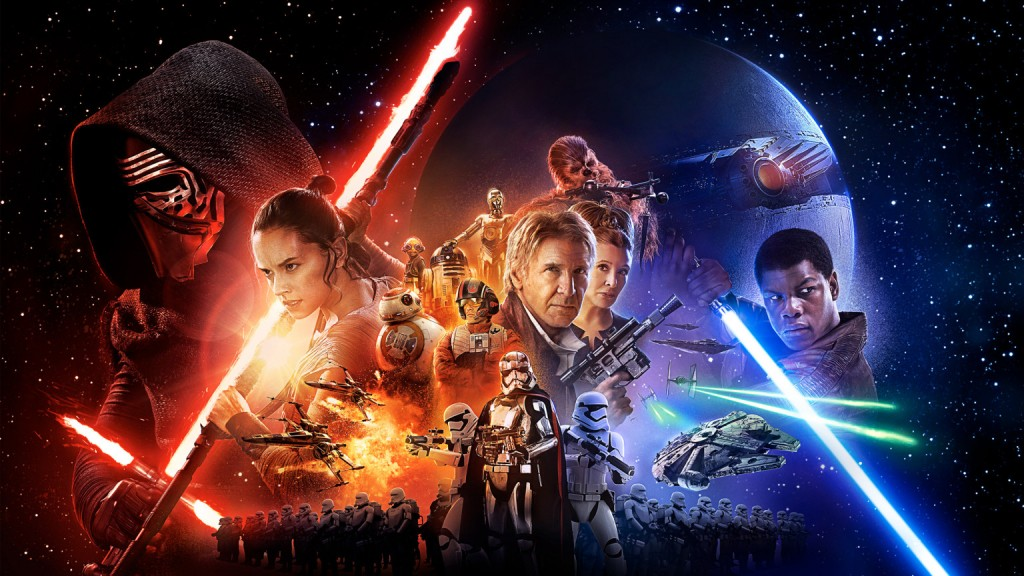 star wars the force awakens - inspiracion volatil blog