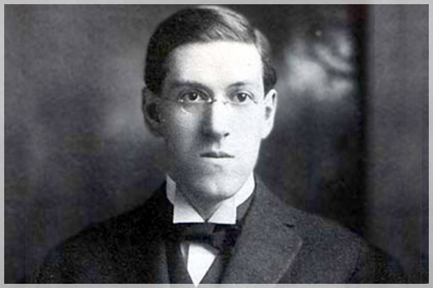 H. P. Lovecraft - Inspiración Volátil Blog