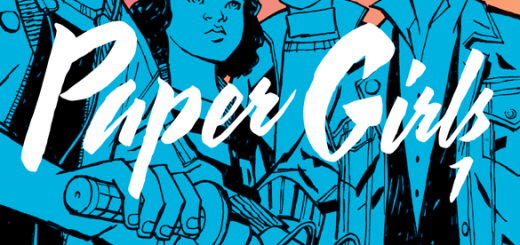 Paper Girls - Inspiración Volátil Blog