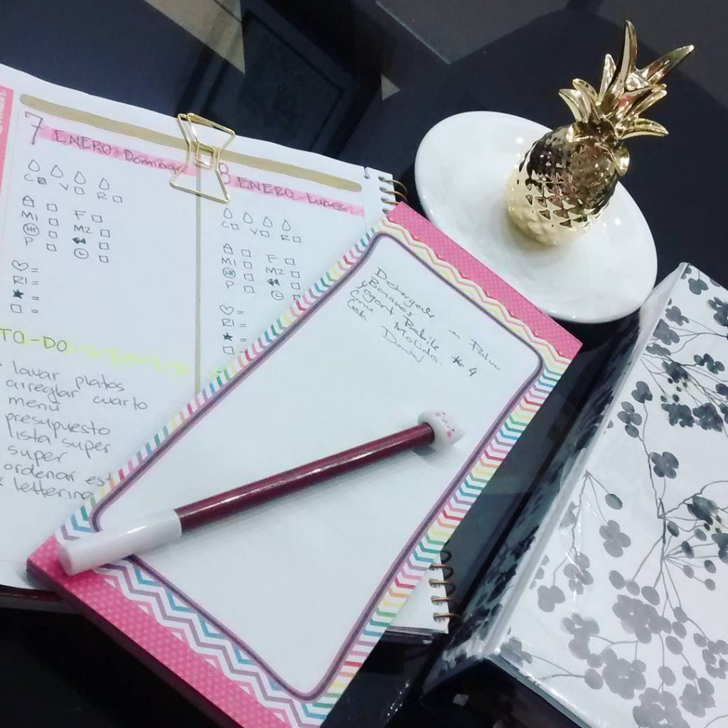 Bullet Journal - Inspiración Volátil Blog