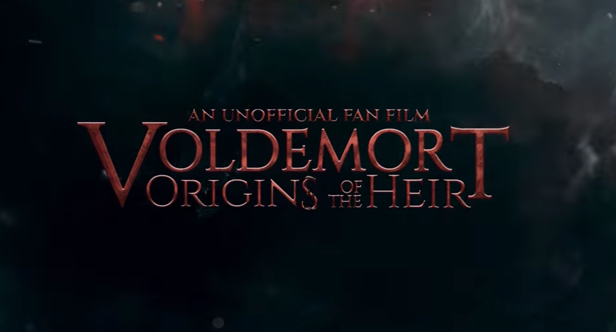 Voldemort: Origins of the heir - Inspiración Volátil Blog