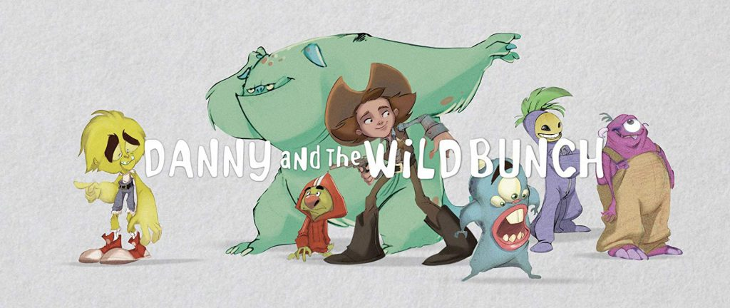 Danny and the Wild Bunch - Inspiración Volátil Blog