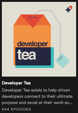 Developer Tea - Inspiración Volátil Blog