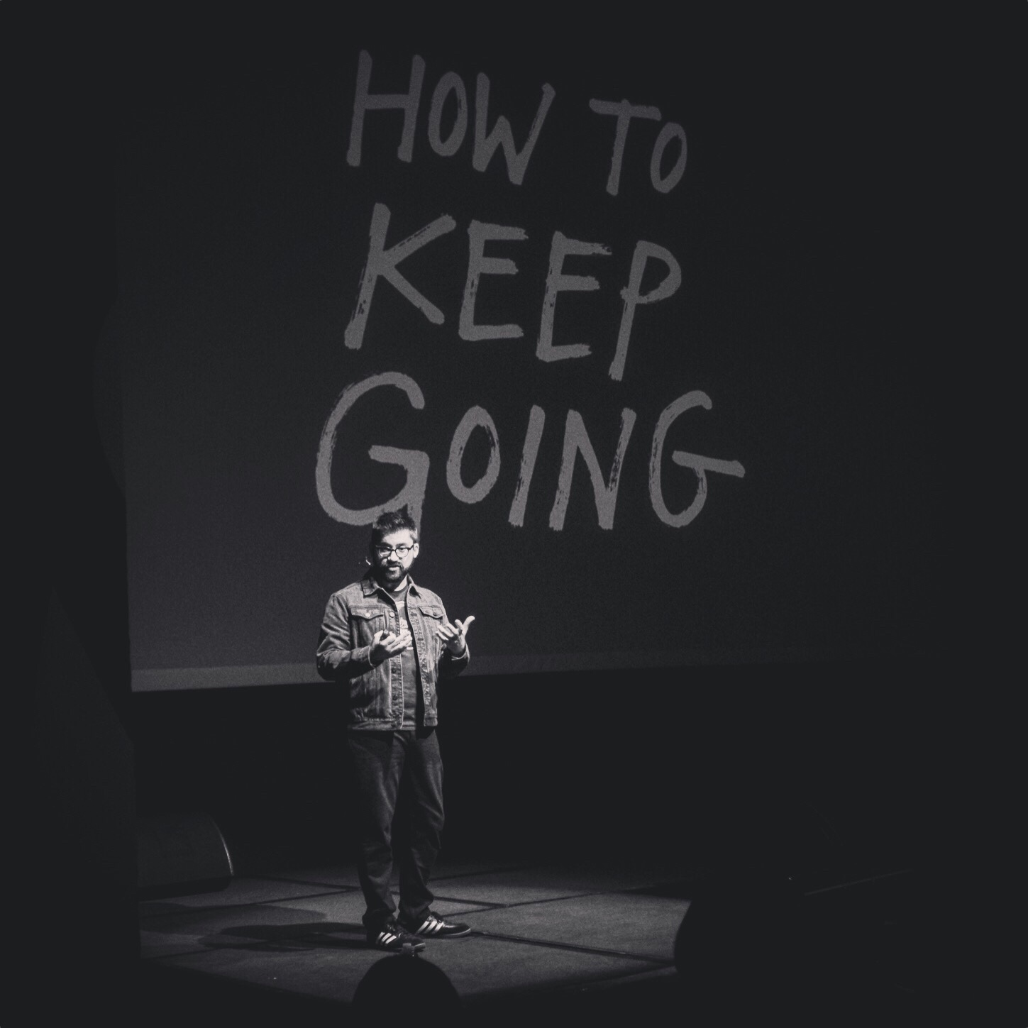 Austin Kleon, Keep Going - Inspiración Volátil Blog