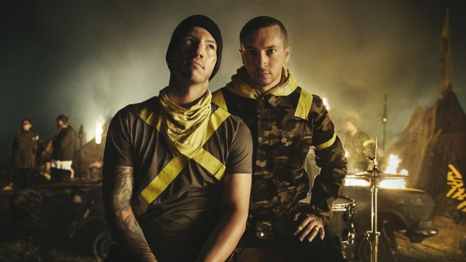 Twenty One Pilots, Trench - Inspiración Volátil Blog