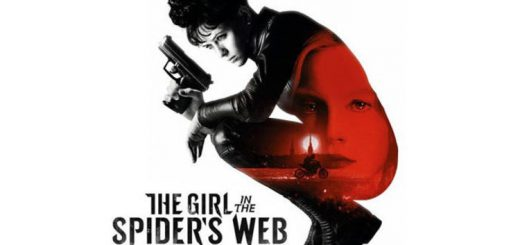 The girl in the spider's web - Inspiración Volátil Blog