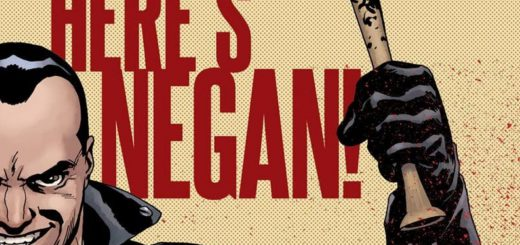 Here's Negan, The Walking Dead - Inspiración Volátil Blog