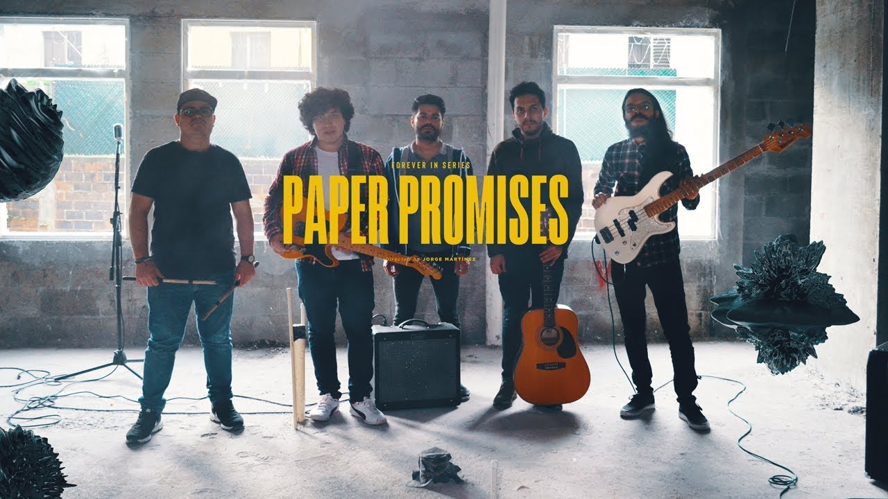 Forever in Series, Paper Promises - Inspiración Volátil Blog