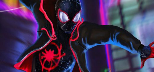 Spider man: Into the spiderverse - Inspiración Volátil Blog