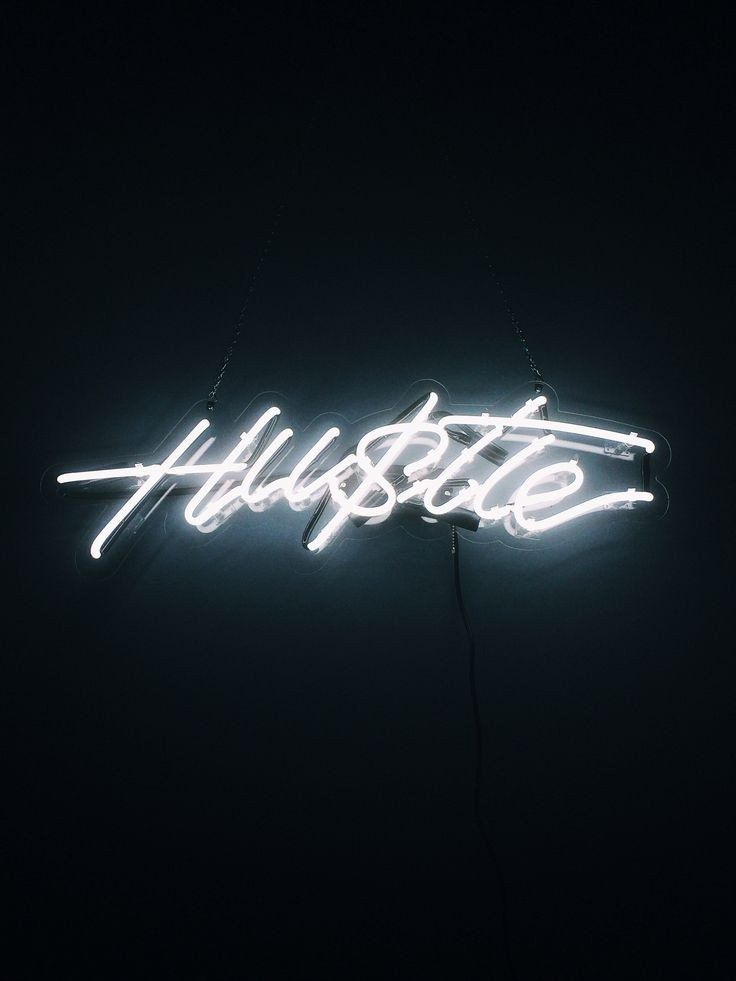 Hustle - Inspiración Volátil Blog