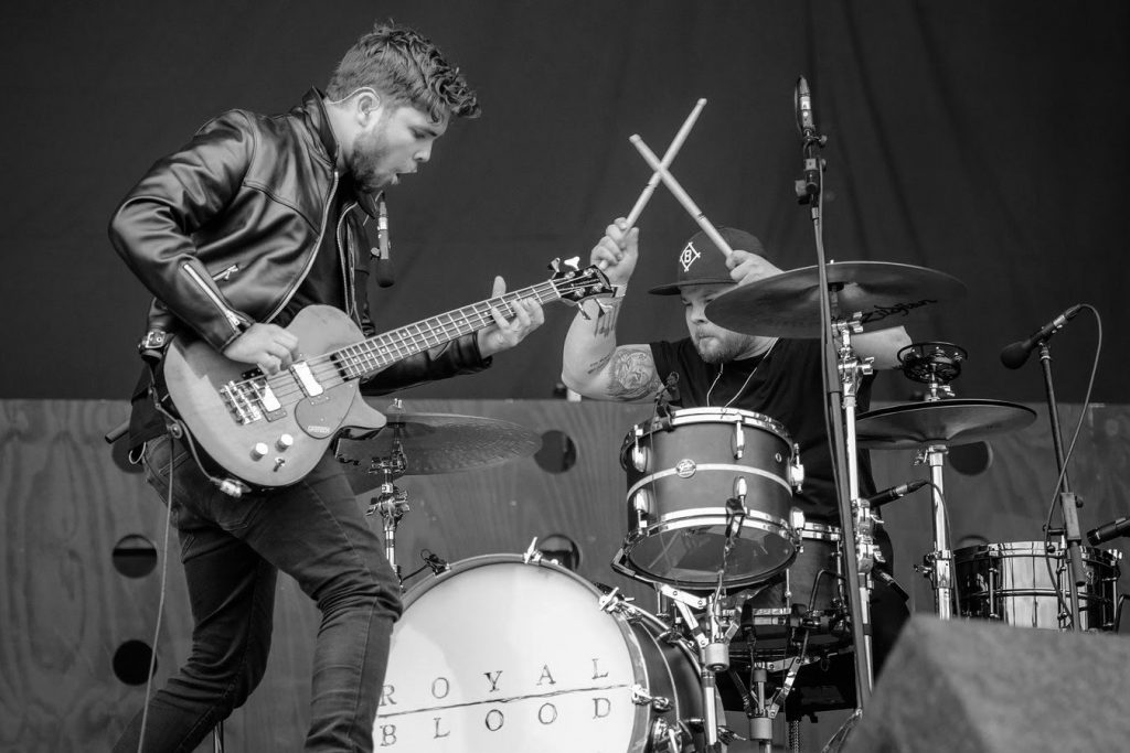 Royal Blood - Inspiración Volátil Blog