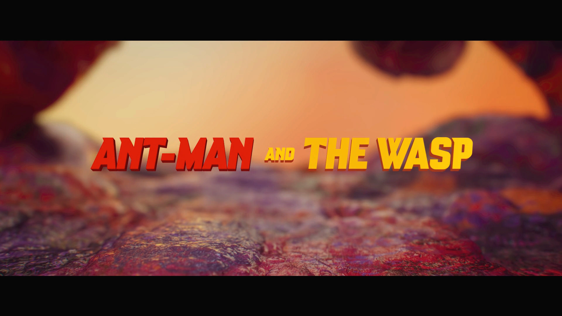 Ant-man and the wasp - Inspiración Volátil Blog