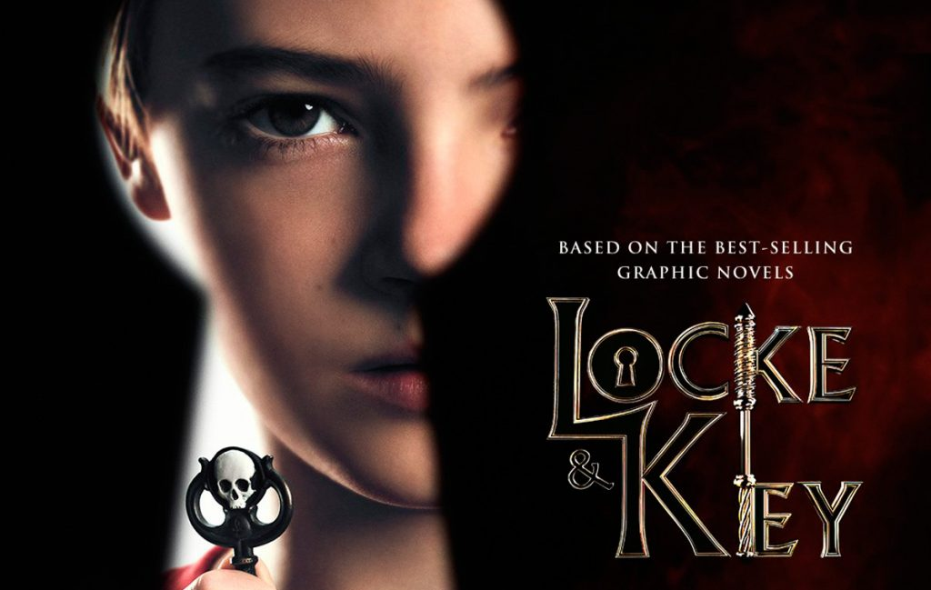 Locke and Key, Comic y serie en Netflix - Inspiración Volátil Blog